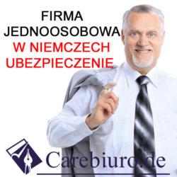 Gewerbe bez zameldowania w Niemczech carebiuro.at