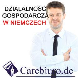 Gewerbe Firma w Niemczech